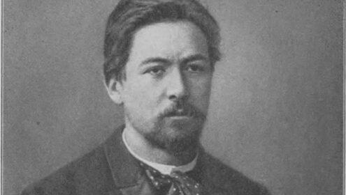 Chekhov Headshot