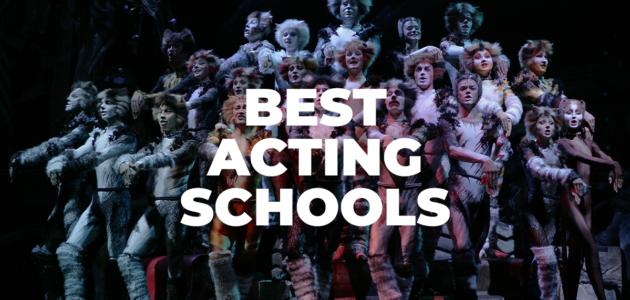 List of Drama Schools StageMilk