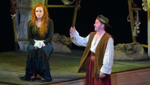 Shakespeare Scene