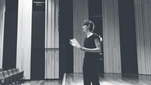theatre monologue audition