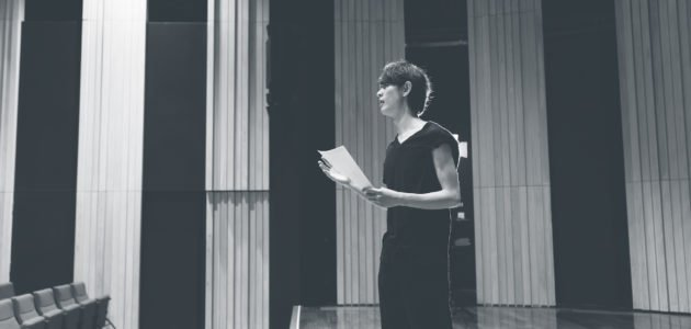 theatre monologue audition