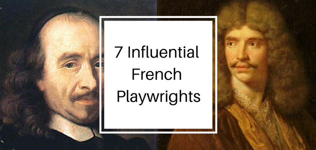 7 Influential French Playwrights (1)