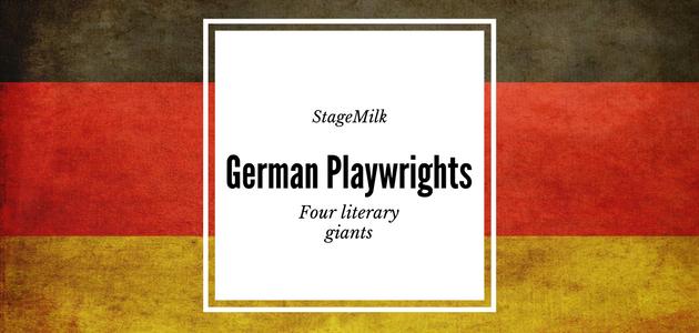 german playwrights