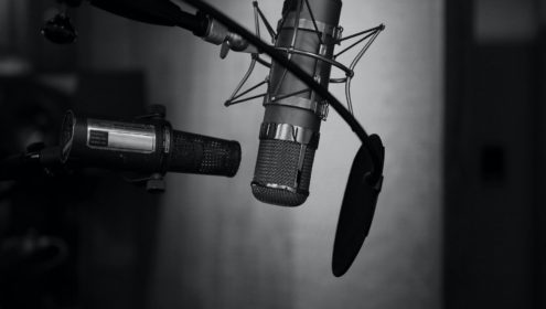 voice acting audition