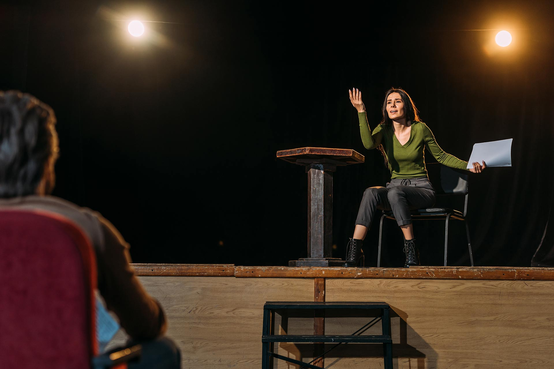 10 Tips For Your First Theatre Audition