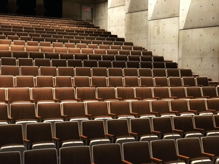 hiring a theatre space