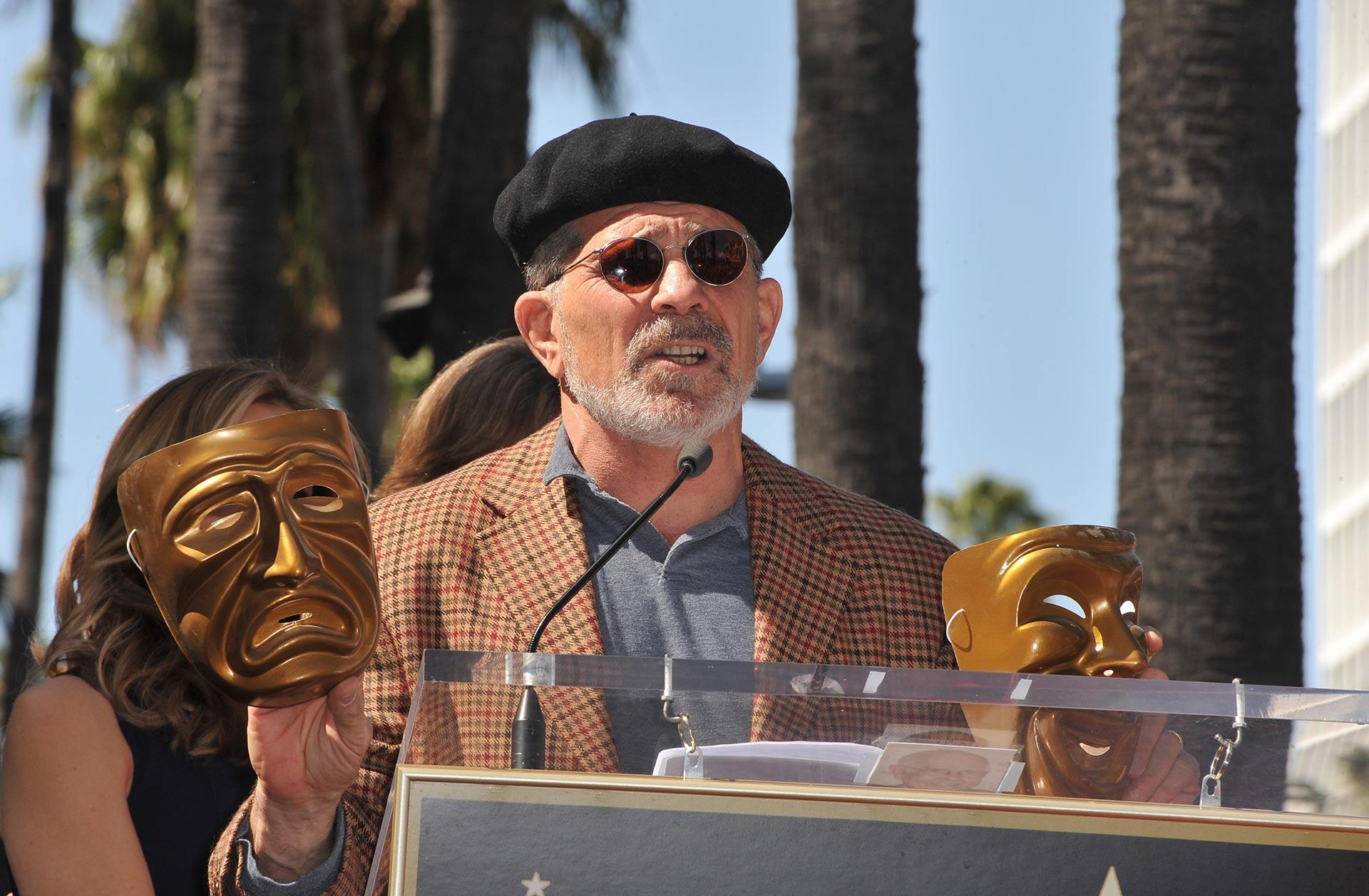David Mamet directing