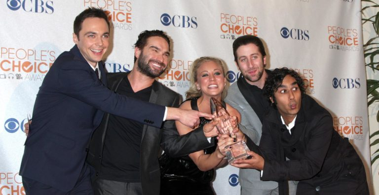 How to get cast in shows like the big bang theory
