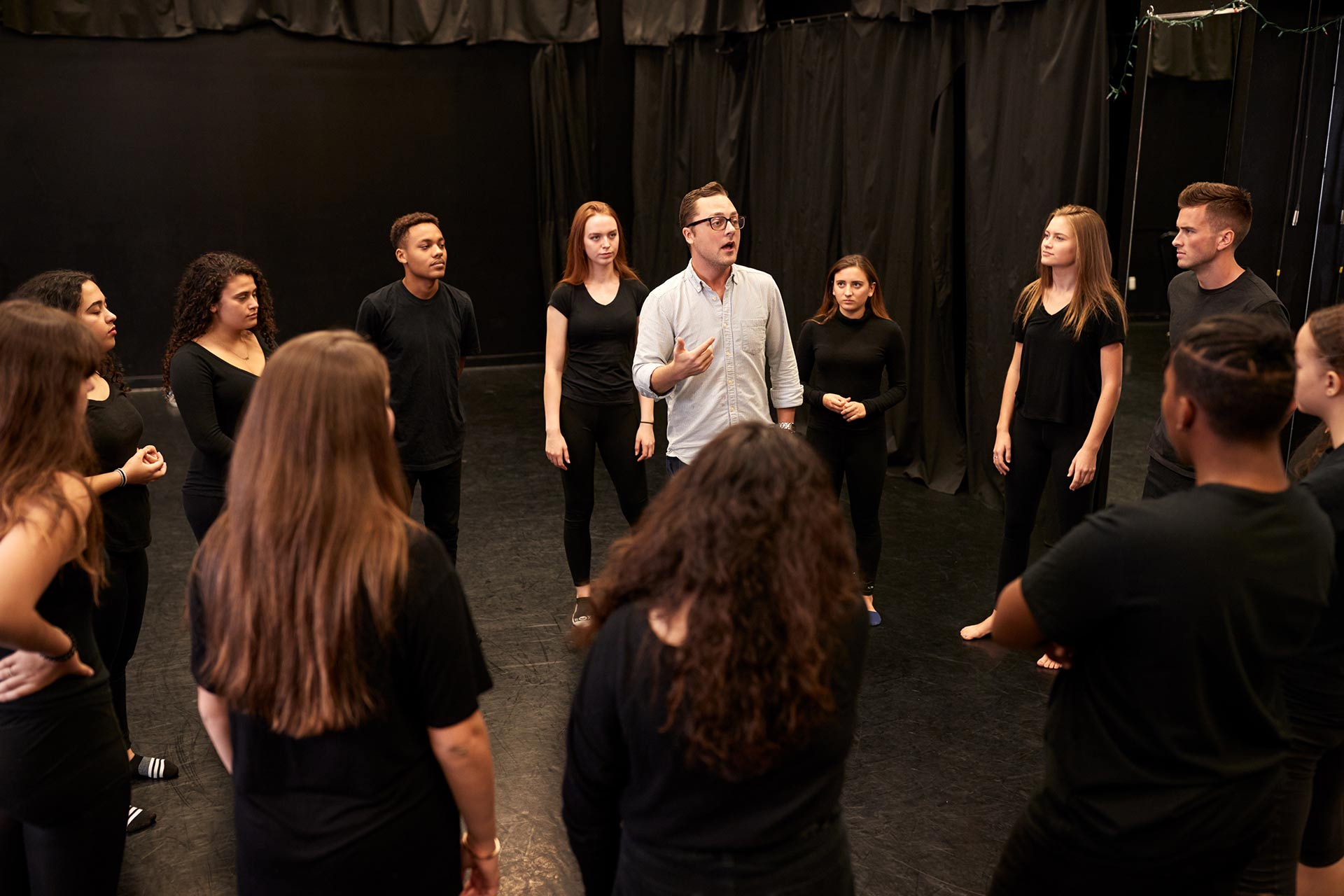 Teaching Teens Acting