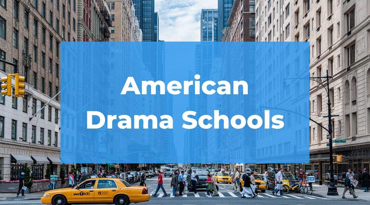 AMERICAN ACTING SCHOOLS (2)