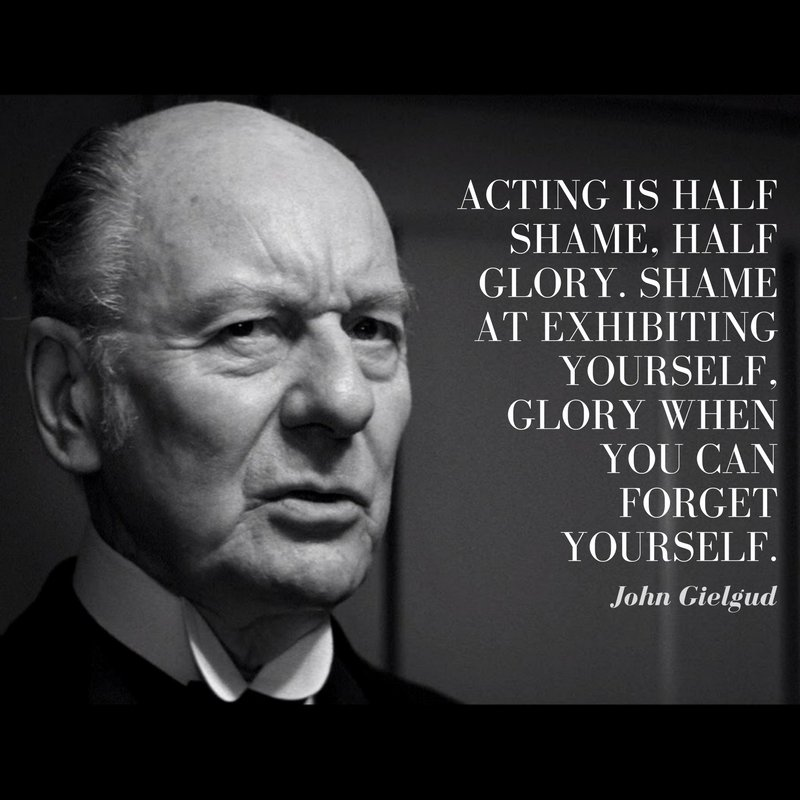 Acting Quotes Interesting Acting Quotes Drama Quotes That Are Actually Awesome