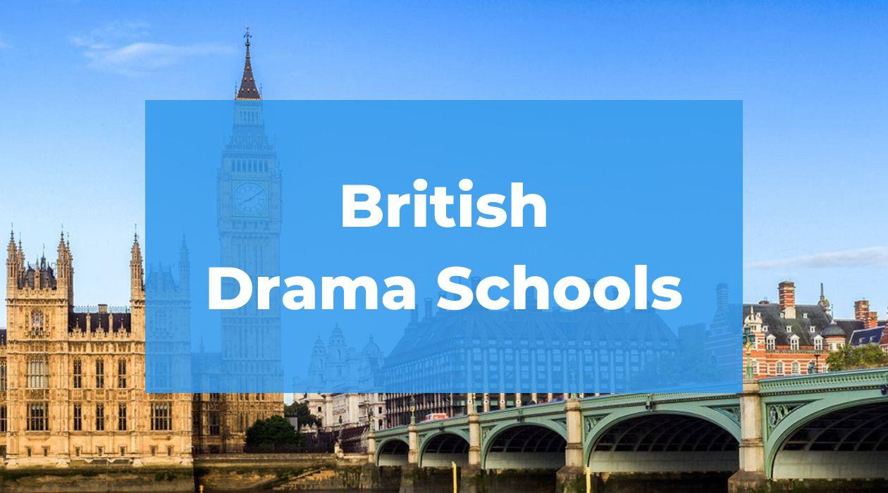 BRITISH ACTING SCHOOLS (1)