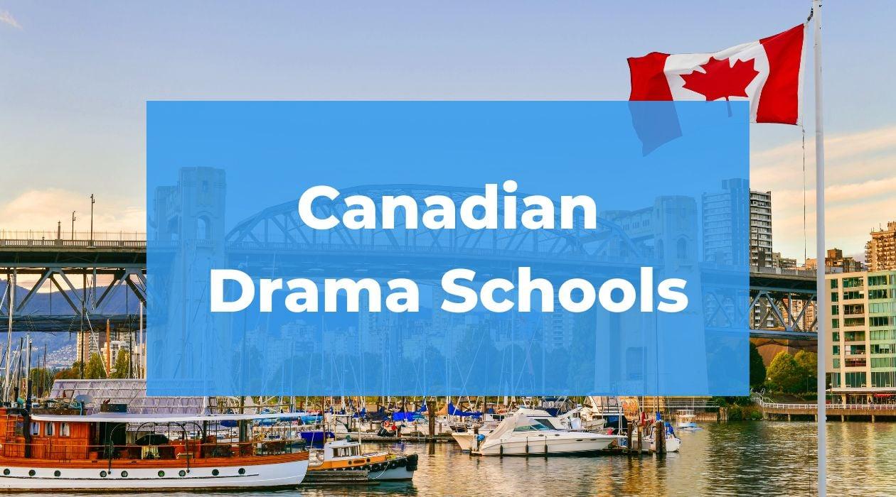 CANADIAN ACTING SCHOOLS