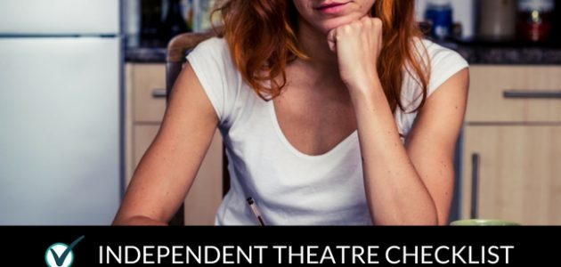 INDEPENDENT THEATRE
