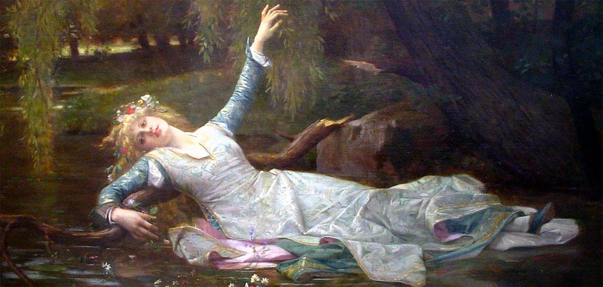 Ophelia Monologues
