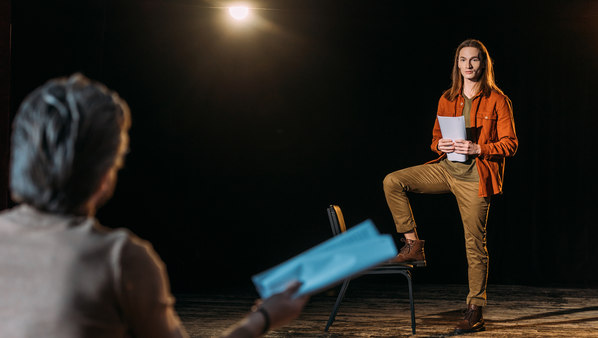 Steps to nailing a drama school audition