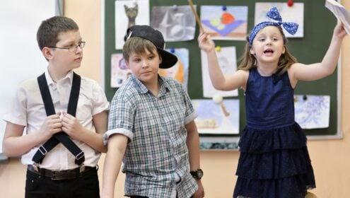 acting scenes for kids