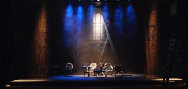 how to start an independent theatre company