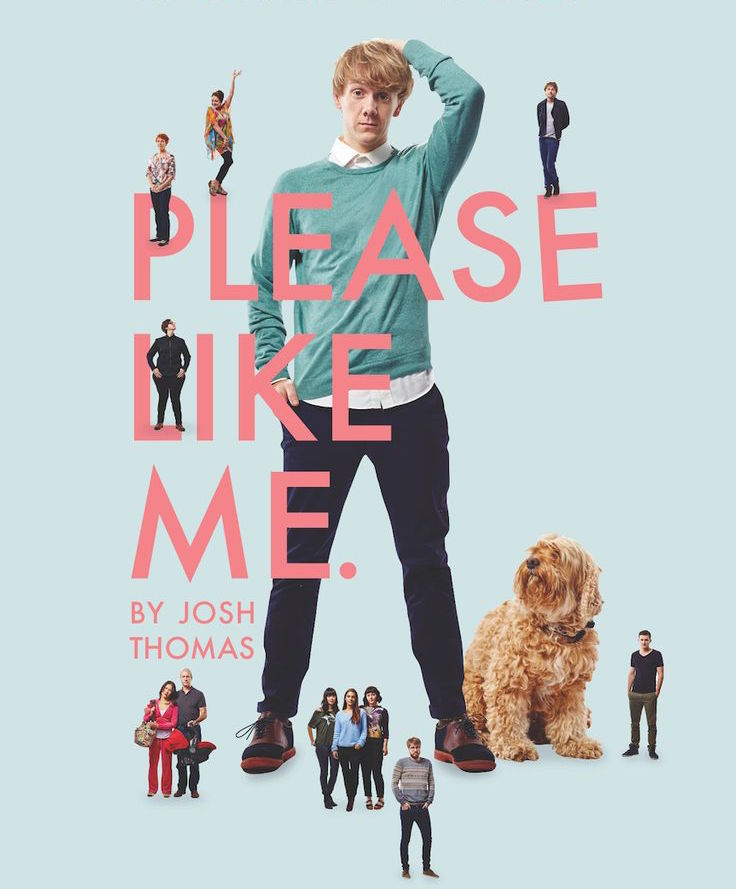 please like me josh thomas netflix