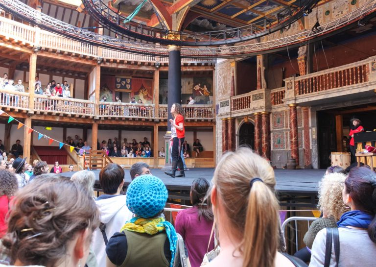 preparing for a shakespeare audition