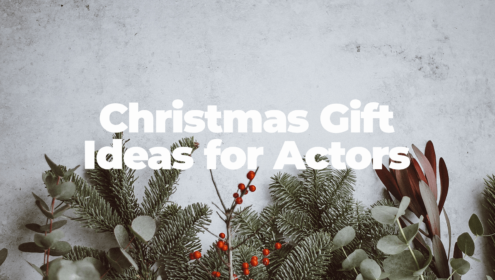 christmas gift ideas for actors