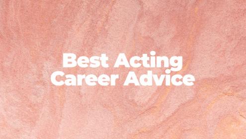 the best acting career advice margot robbie