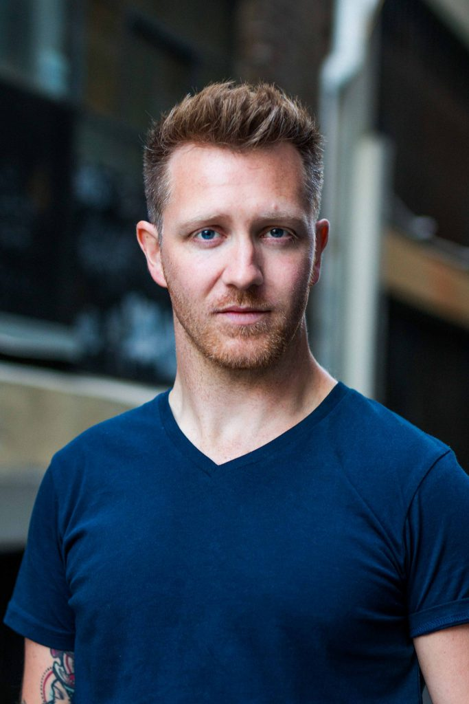 stagemilk actor headshots - Jarred Keane