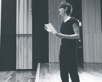 accent prepared for audition