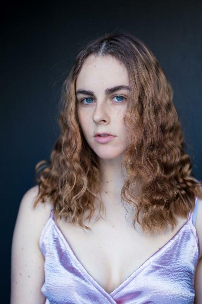 stagemilk actor headshot Demi Lea Worrad