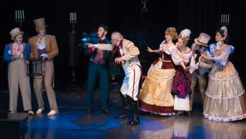 how to audition for a musical theatre show