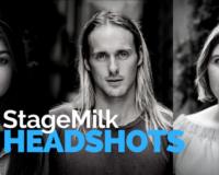 stagemilk headshots