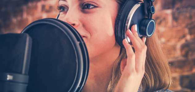 break into the voice over industry