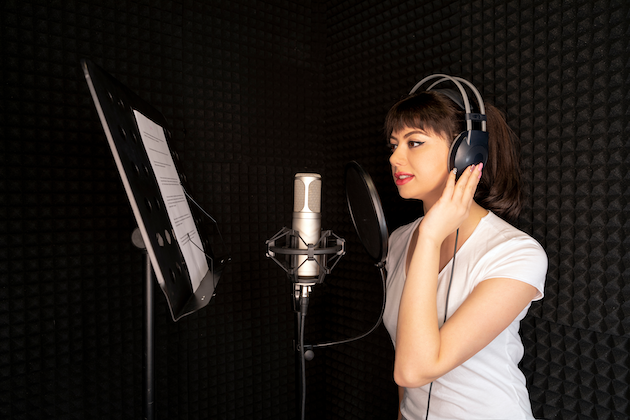 voice over acting