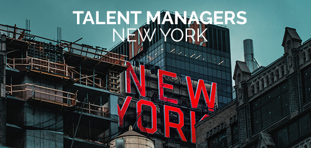 Talent Managers New York