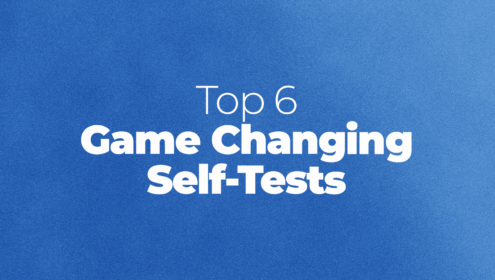 Top 6 Game Changing Self-Tests