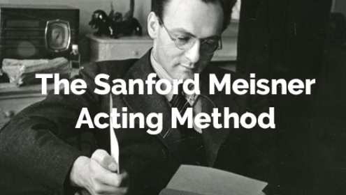 Sanford Meisner Method