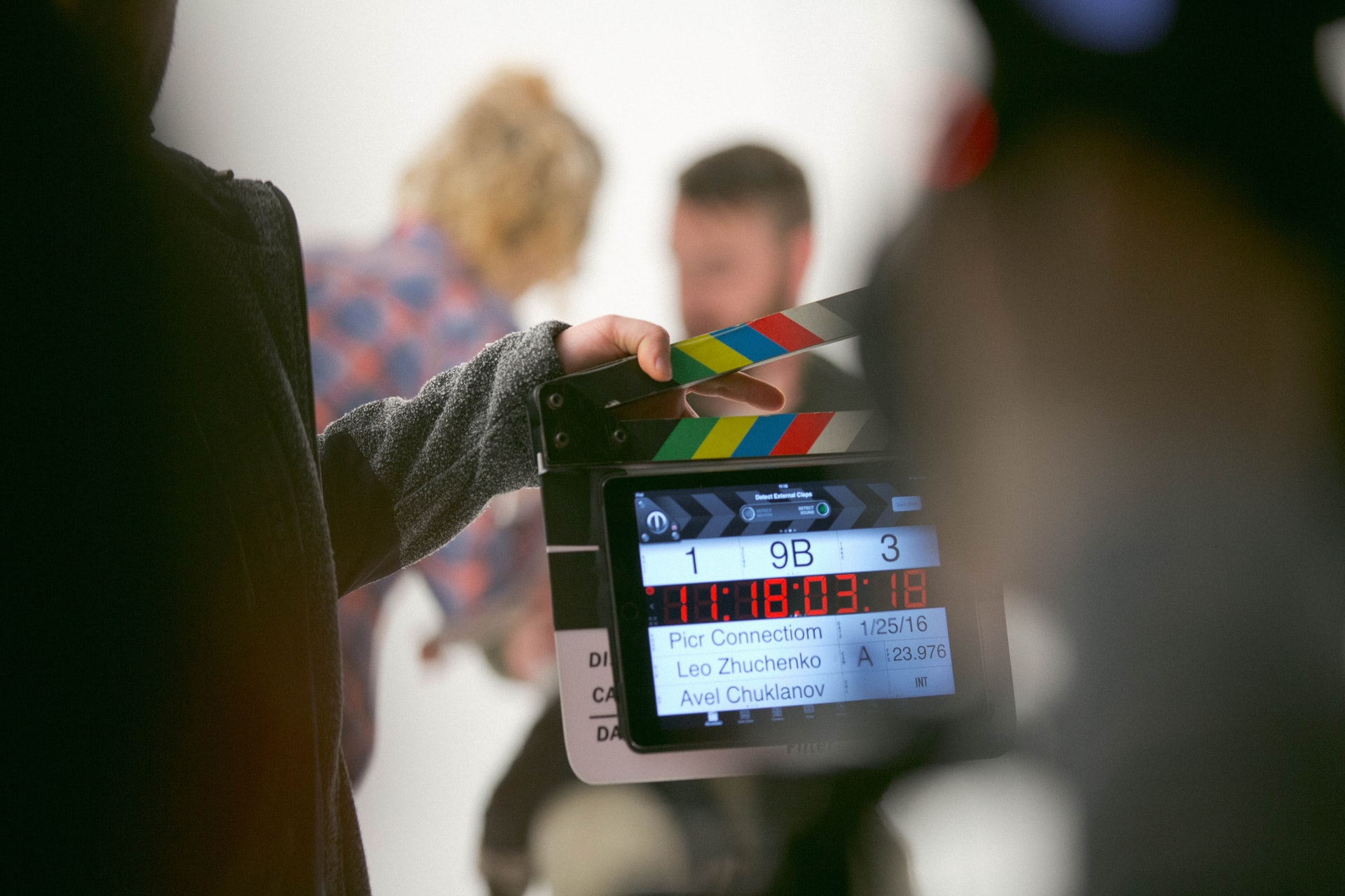 Finding acting film auditions