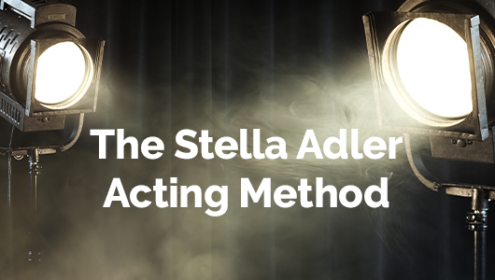 Stella Adler Acting Metholodogy