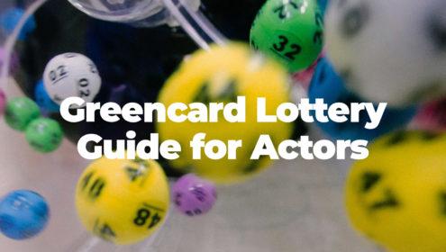Greencard lottery Actors