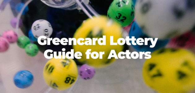 Greencard lottery Actors