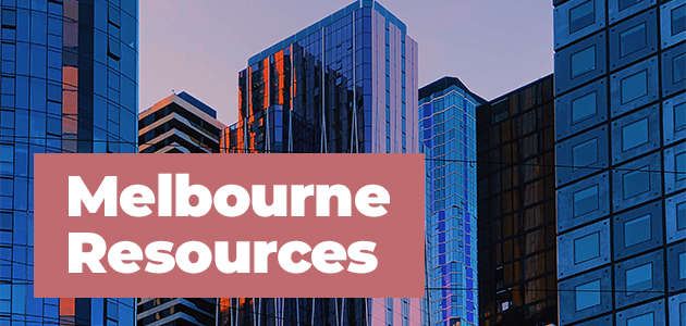 Melbourne Acting Resources