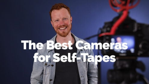 Best Camera for Self Tapes batch