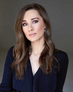 Claire Lyon by Chris Parker