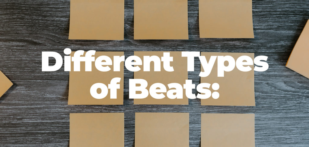 Different types of beats