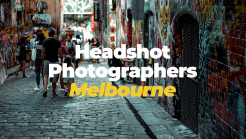 Melbourne Headshots