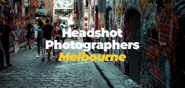 Melbourne Headshots