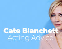 Cate Blanchett Acting Advice