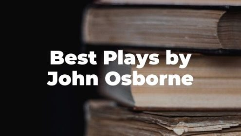 Best Plays by John Osborne