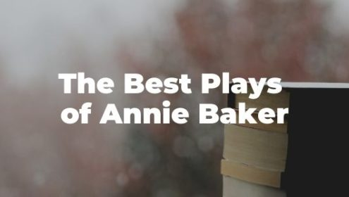 Best Plays of Annie Baker