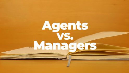 Agents vs Managers